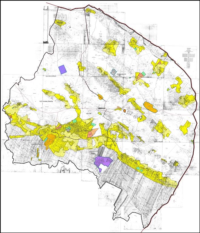 Građevinska područja naselja
